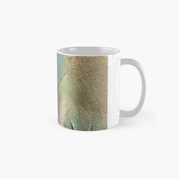 untitled abstraction Classic Mug