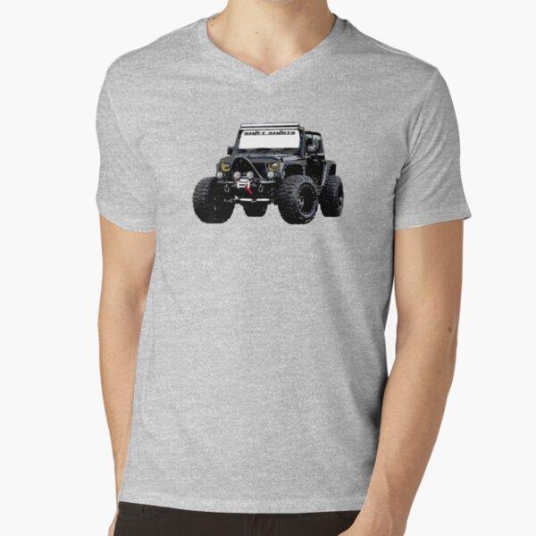 Shift Shirts New Discoveries V-Neck T-Shirt