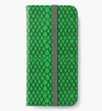 Mermaid/Dragon Scales iPhone Wallet/Case/Skin