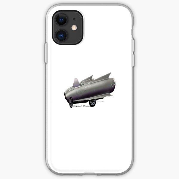 Imaginative Extreme Cars Art iPhone Soft Case