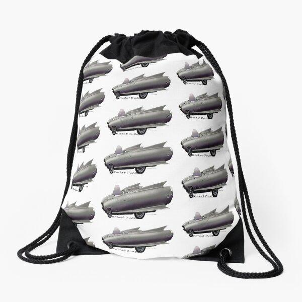 Imaginative Extreme Cars Art Drawstring Bag