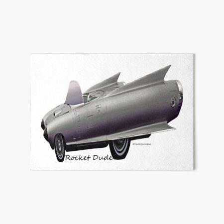 Imaginative Extreme Cars Art Art Board Print