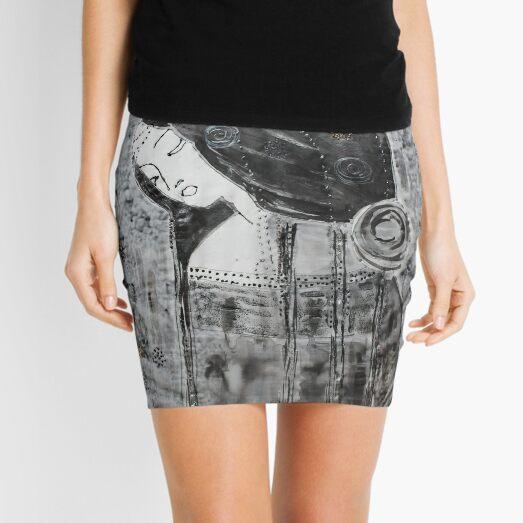 Inspired by Klimt 2 Mini Skirt