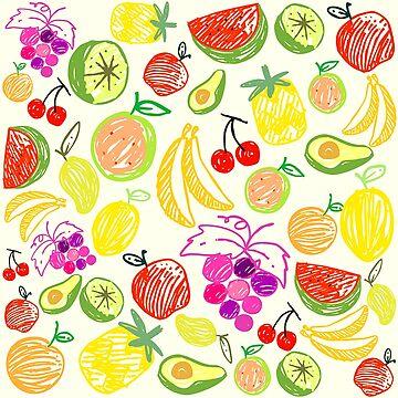 Summer Fruits by fatbanana