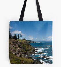 Volcanic Coastlines Tote Bag