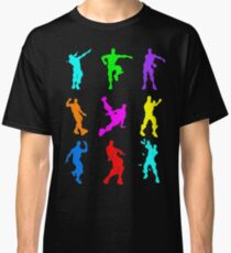FORTNITE Emote Colorful Classic T-Shirt