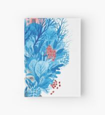 We are nature Hardcover Journal
