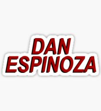 Dan Espinoza (Lucifer) Sticker