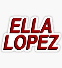 Ella Lopez (Lucifer) Sticker