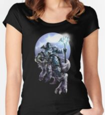 Hail to the Frost Bearer Women's Fitted Scoop T-Shirt