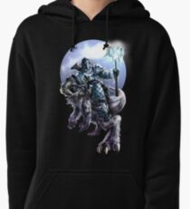 Hail to the Frost Bearer Pullover Hoodie