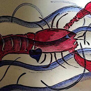 Lobster Life by sspellmancann