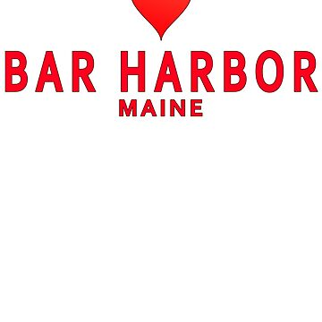 Bar Harbor Maine  by MikePrittie