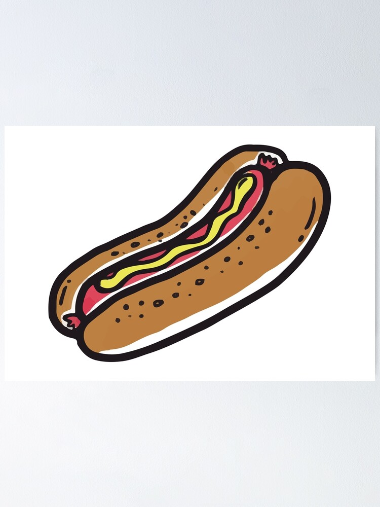 Hot dog tumbler