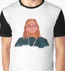 Clairo Painting Graphic T-Shirt