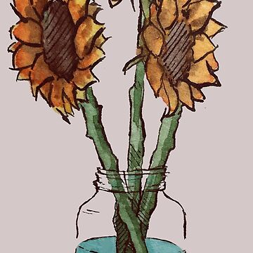 Sunflower by rebelshop