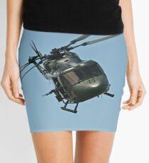 Lynx Helicopter Mini Skirt