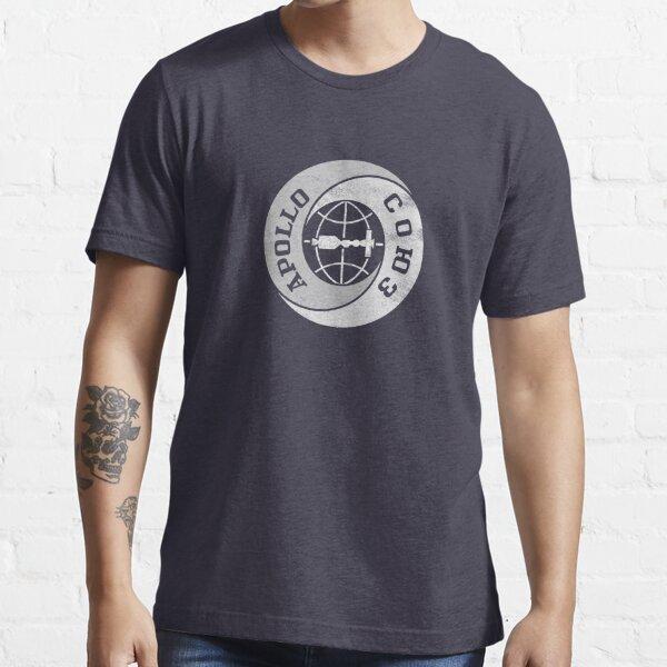 Apollo Soyuz Grey Essential T-Shirt