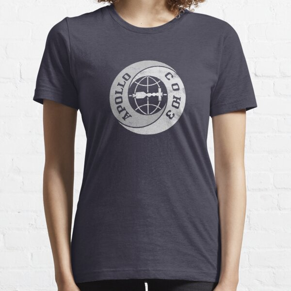 Apollo Soyuz Gris T-shirt essentiel