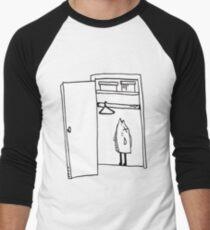 ClosetFish Logo Men's Baseball ¾ T-Shirt