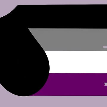 ACE PRIDE - Melty Flag with Spade by gavvythesavvy