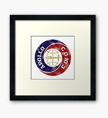 Apollo Soyuz Framed Print
