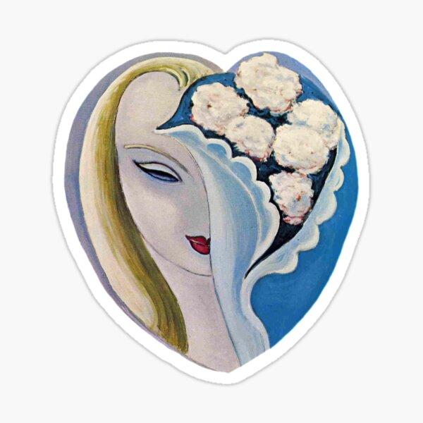 Layla - Derek and the Dominos Sticker