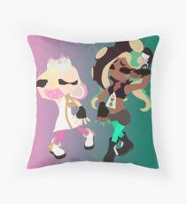 Marina & Pearl - Splatoon 2 Dekokissen