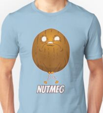 Nutmeg Unisex T-Shirt