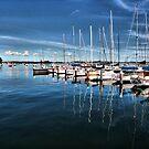 Yacht Club, Belmont, Australia by Throwing  Buckets Magazine