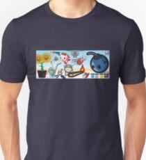 mikoto's 2nd birthday banner  Unisex T-Shirt