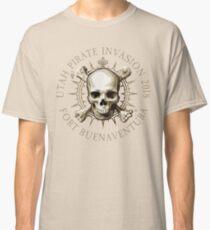 Utah Pirate Invasion Classic T-Shirt