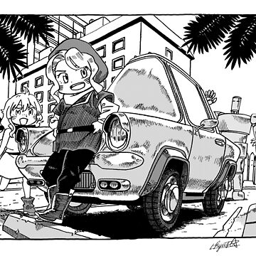 Cool Car by ryuseihashida