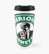 Serious Gourmet Shit Pulp Fiction  Travel Mug