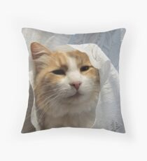 What?!!! Throw Pillow