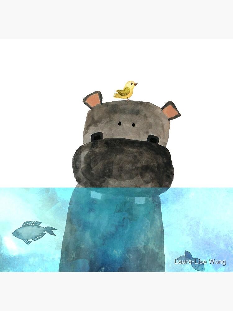 Hippo Love by crazycanonmom