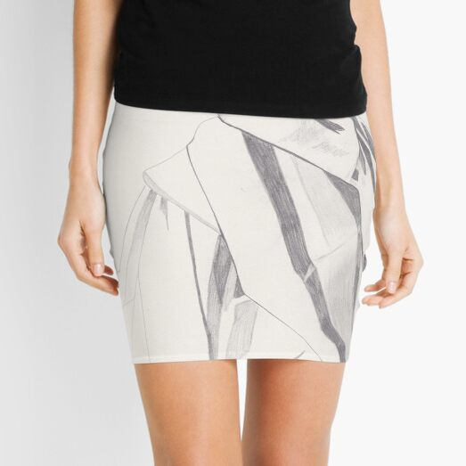 Fashion Sketch `2 Mini Skirt