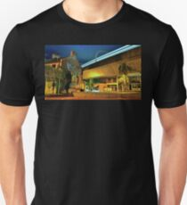 Sydney Moving Street Scape Unisex T-Shirt