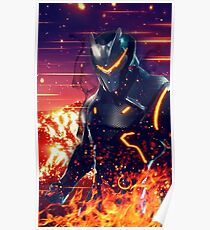 Fortnite Omega Posters Redbubble