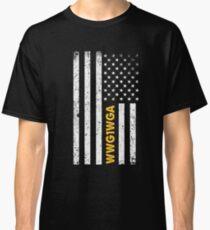 Qanon WWG1WGA Q Classic T-Shirt
