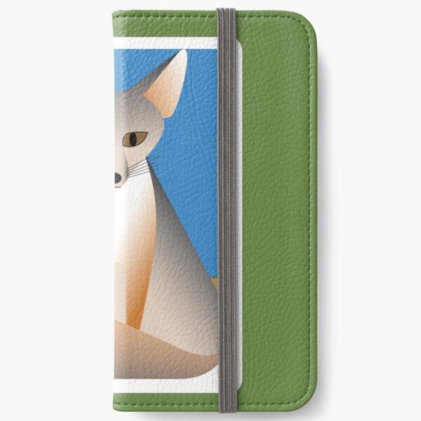 Kit Fox #3 iPhone Wallet