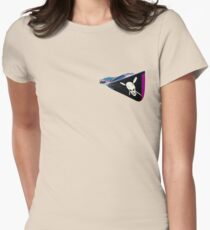Boaties love it all Women's Fitted T-Shirt