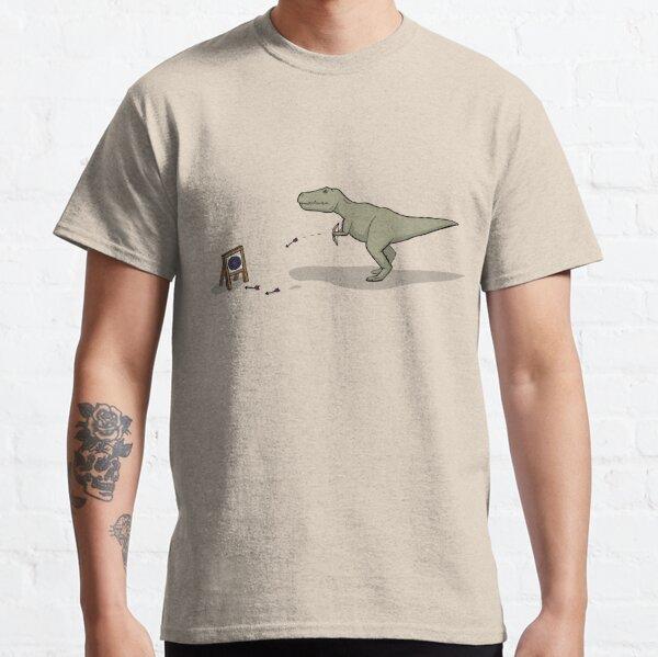 Tyrannosaur can't Archery Classic T-Shirt