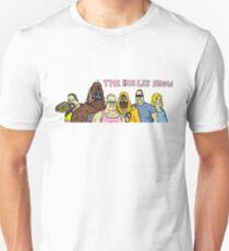 2ebed2fa78c the big lez show cartoon Unisex T-Shirt