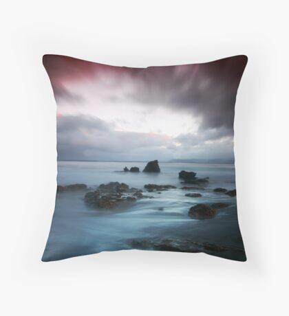 Time to go home Throw Pillow