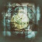multi exposure clock   by ariadna de raadt