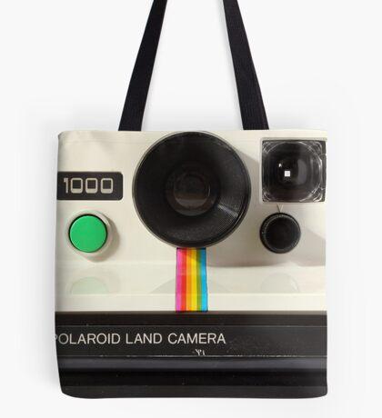 Polaroid Tote bag