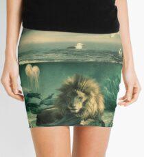 Sea Lion Mini Skirt
