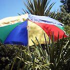 Summer in the Garden by lezvee