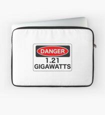 1.21 Gigawatts Laptop Sleeve